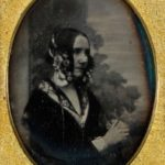 English: Ada Lovelace aka Augusta Ada Byron-1843 or 1850 a rare daguerreotype by Antoine Claudet. Picture taken in his studio probably near Regents Park in London