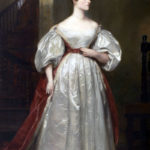 Portrait of Ada Lovelace (1815-1852)