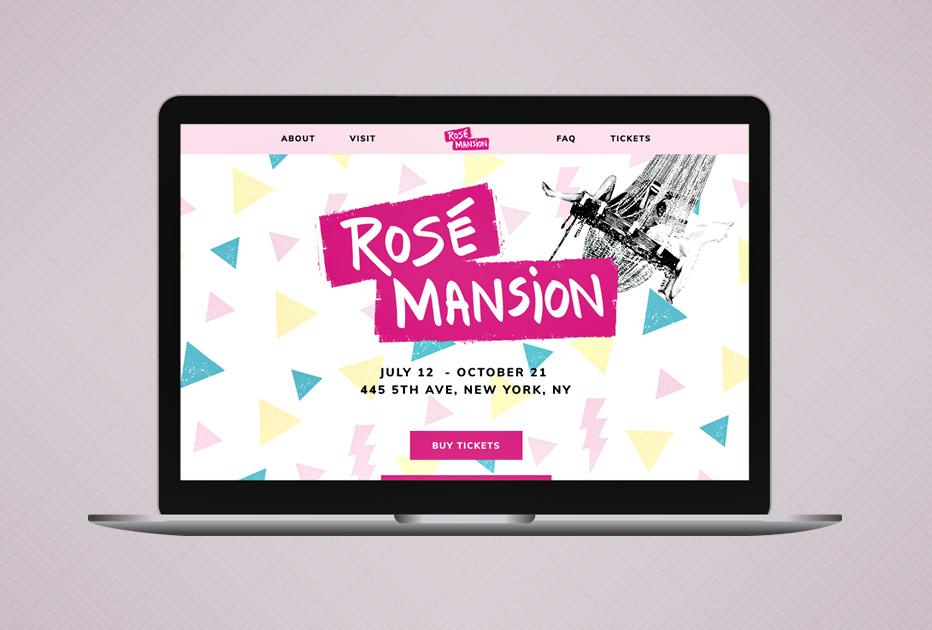 Rosé Mansion</