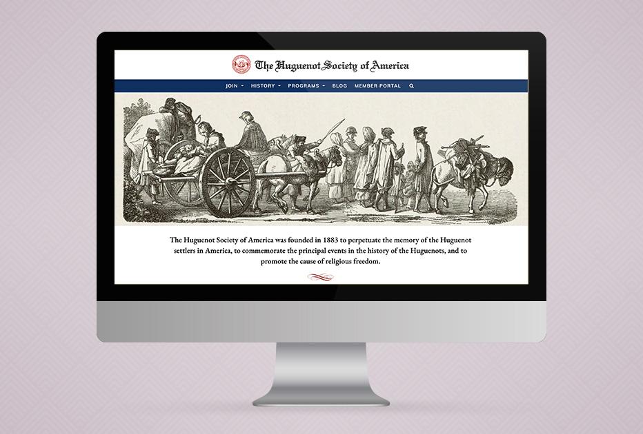 Huguenot Society of America</